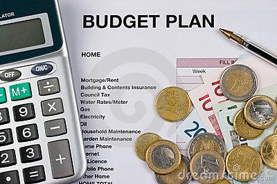 Budget Plans